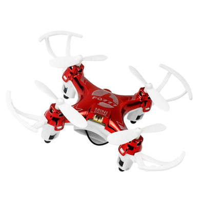 2.4GHz 4CH 6 Axis Gyro Mini RC Racing Quadcopter 30W HD Camera WiFi FPV Real Time Transmission