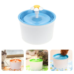 Automatic Cat Dog Kitten Water Drinking Filter - Amazing Vanity Allure