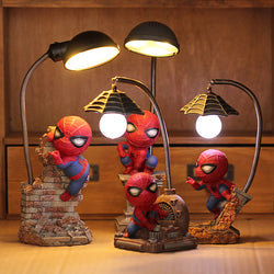 Table Lamp Action Figures LED Lamp