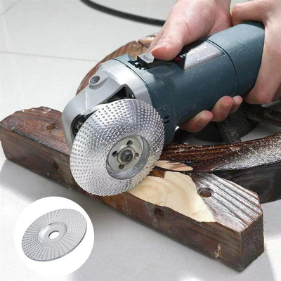 Wood Carving Disc for Carbide Coating Shaping Sanding Abrasive Tool
