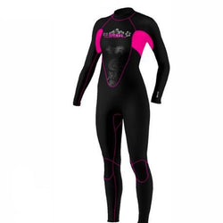 Scuba Diving Suit 3mm Neoprene Women