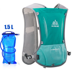 1.5L Water Bag Lightweight Running Backpack Outdoor Sports - Amazing Vanity Allure