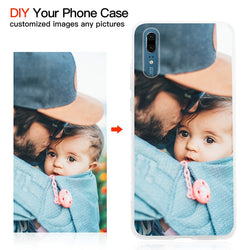 Customized DIY Soft Clear Cover Case For iPhone - Amazing Vanity Allure