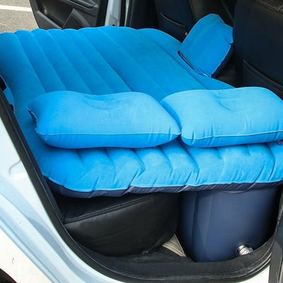 Car Back Seat Air Inflatable Travel Mattress - Amazing Vanity Allure