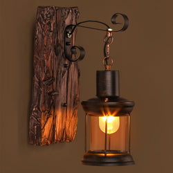 Antique Retro LED Wall Lamp Outdoor Restaurant Cafe Bar - Amazing Vanity Allure