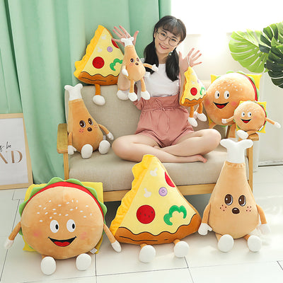 Branded High Grade Perfect MC Donald's Creative Plush Pillow Cushion
