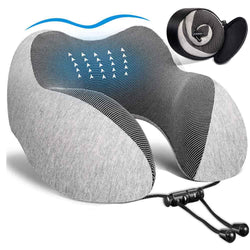 Cervical Airplane Neck Soft Pillow - Amazing Vanity Allure