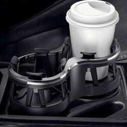 Car Drink Organizer, Dual Cups Holder Car