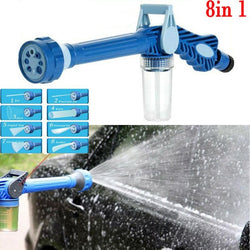 Car Washer 8 Nozzle Ez Jet Water Soap Cannon Dispenser Pump Spray
