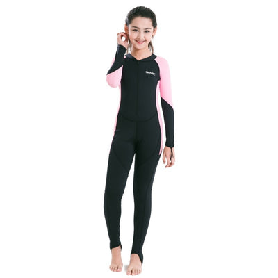 Kids  Pink Swimsuit