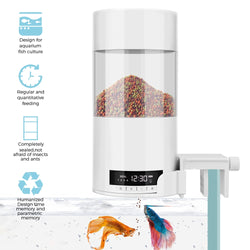 Shyfish Digital Automatic Fish Feeder