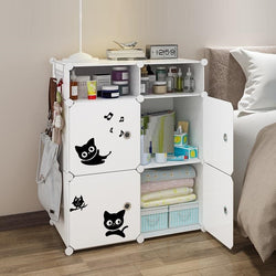 Cute Modular Bedside Tables And Nightstands - Amazing Vanity Allure