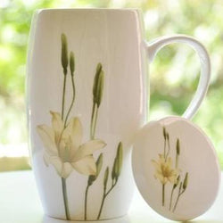 Ceramic Mugs With Lid - Amazing Vanity Allure