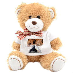 Personalized Teddy Bears With Titanic Theme For Valentine's Day