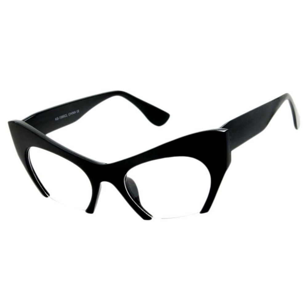 'Casie' Frames (Black)