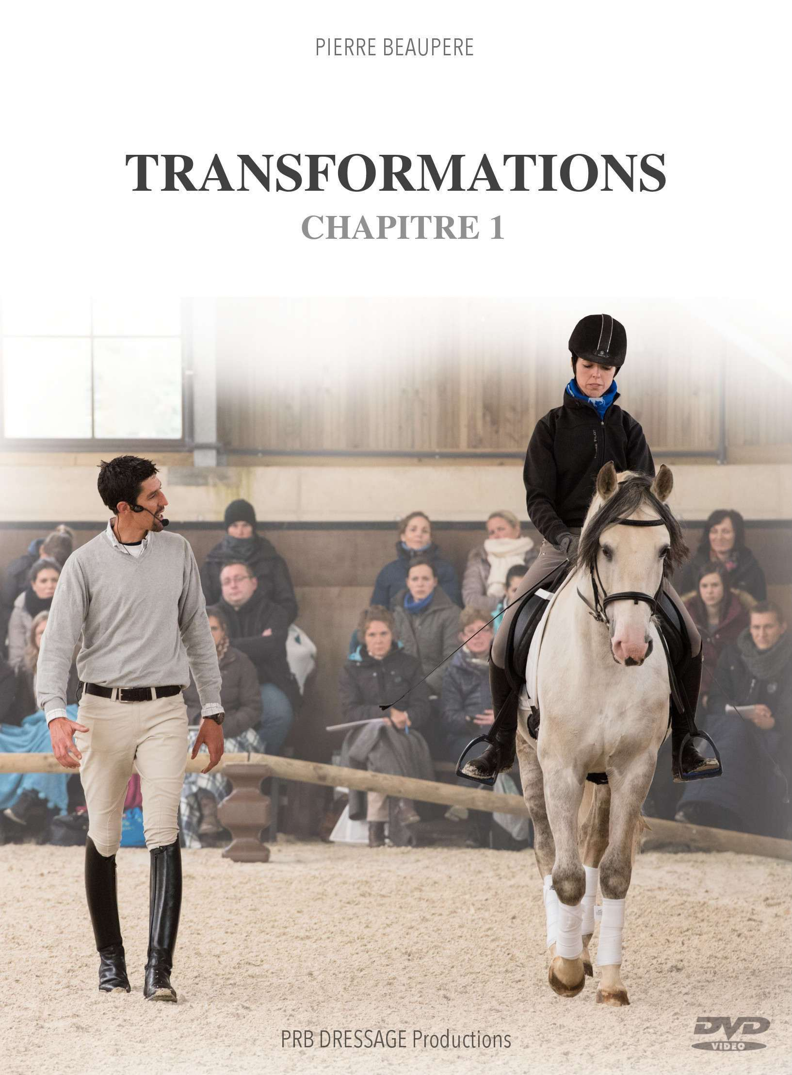 COFFRET DVDs : TRANSFORMATIONS - 363 minutes