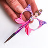 Pink Fairy Embroidery Scissors