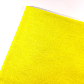 Bright Yellow Linen - Hannah Bass