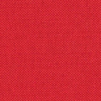 Bright Red Linen - Hannah Bass