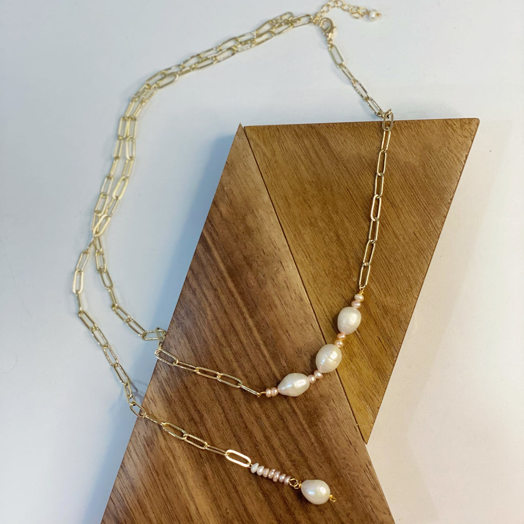 Koi Pearl Necklace
