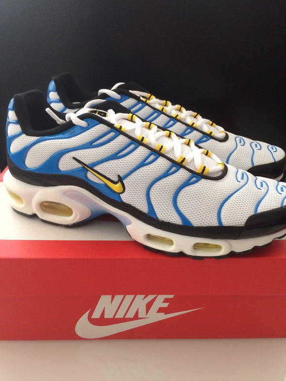 Nike Air Max Plus Tuned Air Tn Size 9.5