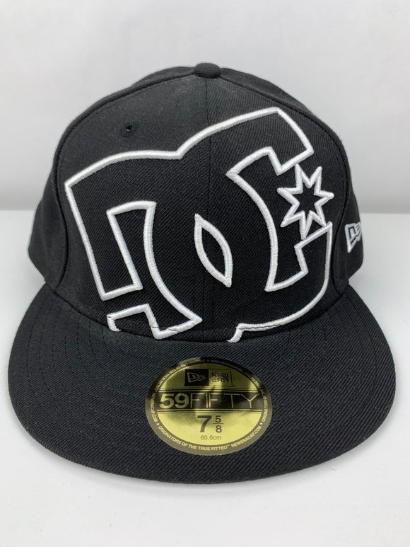 DC Shoes Coverage NE New Era 59Fifty Fitted Released Jan 2011