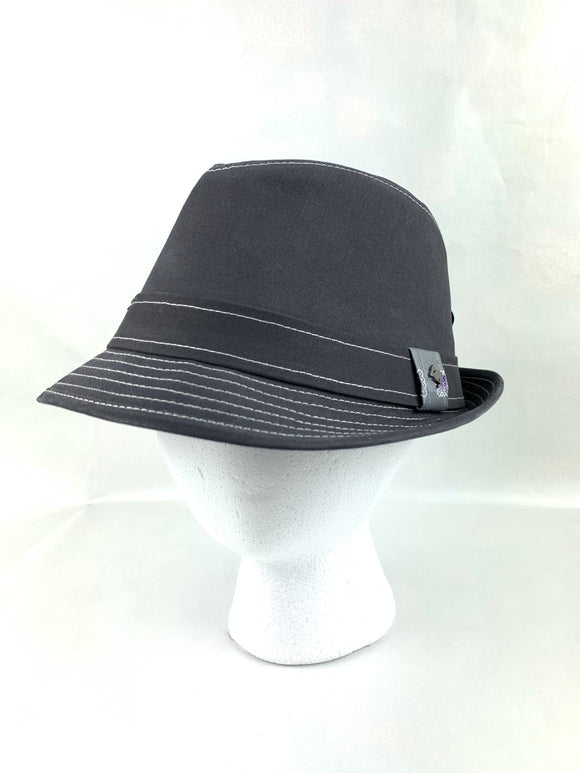 Peter Grimm True Character Simone Trilby Fedora Hat Cap PTG