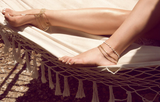 Multi-layer Chain Anklet Foot Jewelry