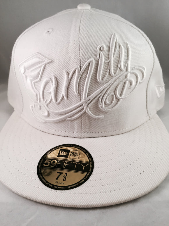 Fame Family New Era Fitted RARE