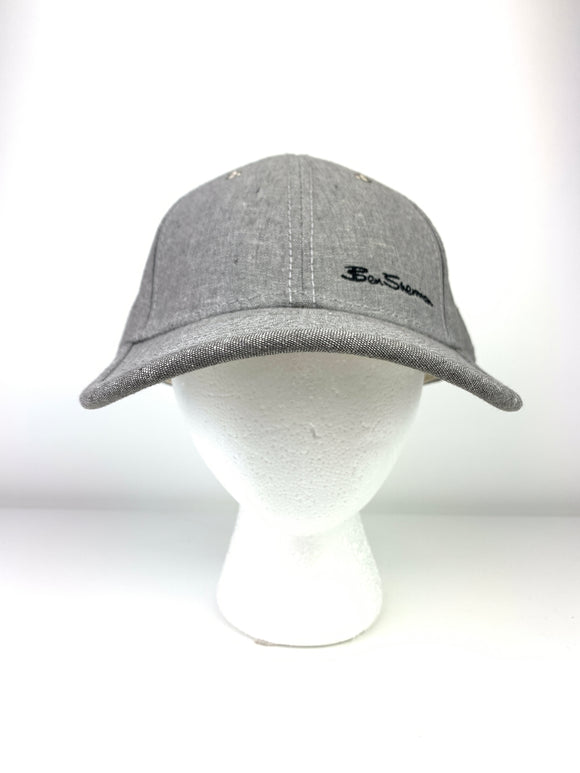 Ben Sherman BS Chambray Baseball Hat