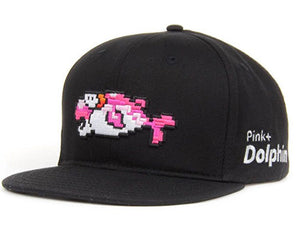 Pink Dolphin Game Over Snapback