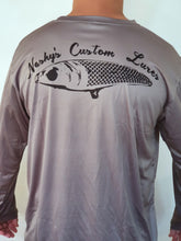 Load image into Gallery viewer, Nashys Custom Lures Our Performance Fishing Jerseys are super lightweight and ultra comfortable.   -100% Polyester -Antibacterial -UV rated -SPF50 -Quick drying