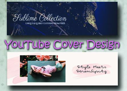 YouTube Cover Design
