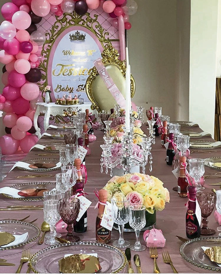 Luxurious Baby Showers on the Rise!