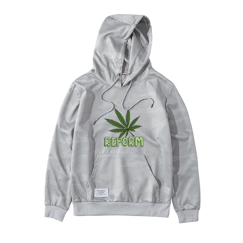 Original Camouflage Pullover Hoodie