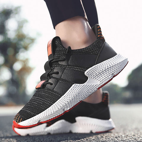 Knitted Casual Sports Shoes