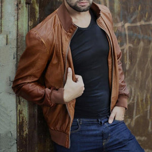 Men's Plus Size Casual Fashion Jacket