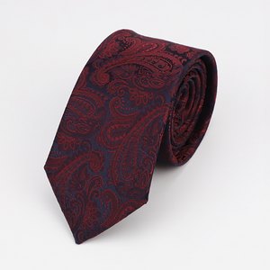 Fashion Jacquard Striped Printed Men's Ties