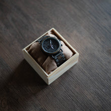 Load image into Gallery viewer, Wooden Watch Men | Ethiopië