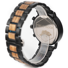 Load image into Gallery viewer, Wooden Watch Men | Kenia
