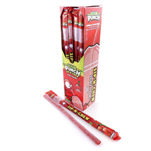 Load image into Gallery viewer, SOUR PUNCH® Sip-N-Chew Drinking Straw – Cherry