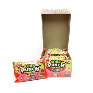 Sour Punch Share Me!® Rad Reds 3.5oz 12 Ct 12 Case Pk