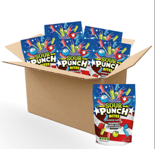 Load image into Gallery viewer, SOUR PUNCH® BITES® 12/9oz Assorted Flavors – AMERICANA THEMED