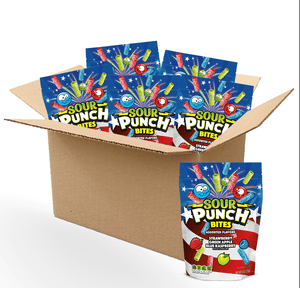 SOUR PUNCH® BITES® 12/9oz Assorted Flavors – AMERICANA THEMED