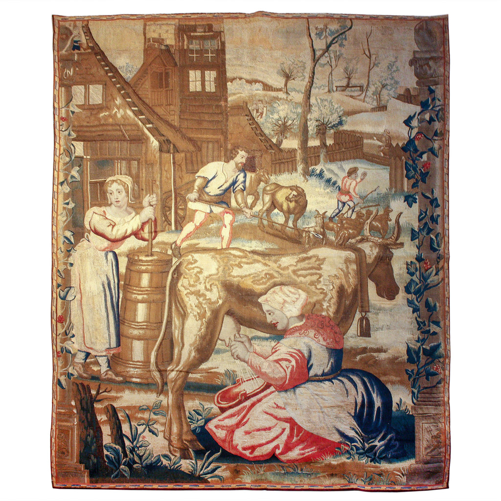 English tapestry