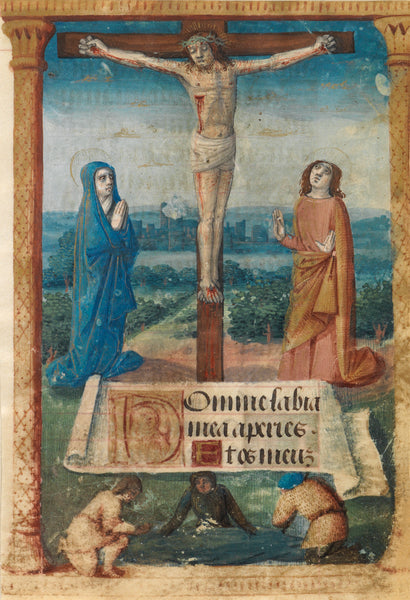 Jean Colombe, Crucifixion