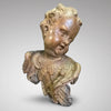 Head of a Putto