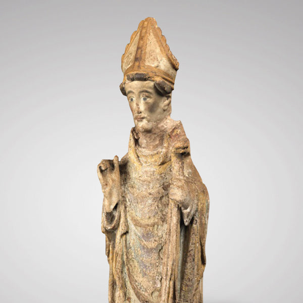 Bishop Saint, probably St. Martin of Tours