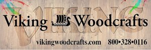 Viking Woodcrafts All-New Website & Blog Debuts Today!