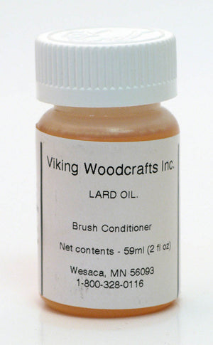 Cleaner, Lard Oil by Viking Woodcrafts